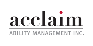 Acclaim Ability Management Inc