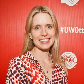 A photo of Pamela Kelly